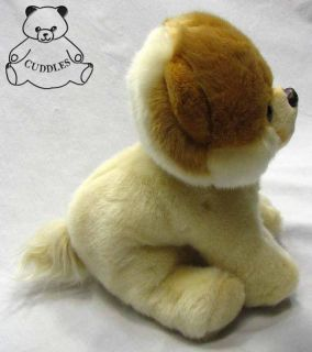 Boo Pomeranian Worlds Cutest Dog Gund Plush Toy Stuffed Animal Puppy