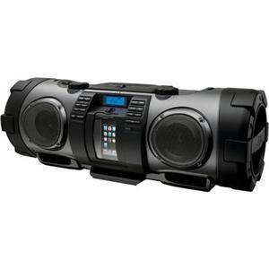 JVC RV NB70B Radio CD Player Boombox