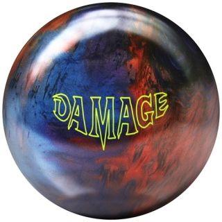 Brunswick Damage Bowling Ball 16lb New in Box $179
