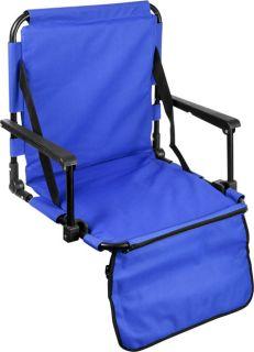 Folding Portable Bleacher Stadium Chair Seat Cushion