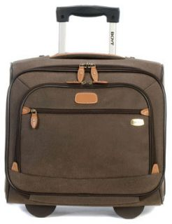 Boyt Edge Lightweight Wheeled Rolling Laptop Tote Bag Carry On Luggage