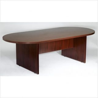 Boss Office Products Conference Table Mahogany 71x35 N135 M