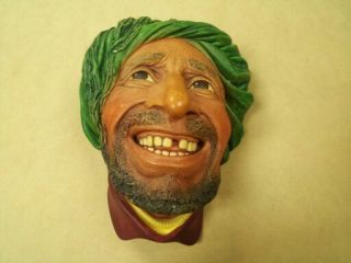 KURD BOSSON HEAD CONGLETON ENGLAND GOOD CONDITION