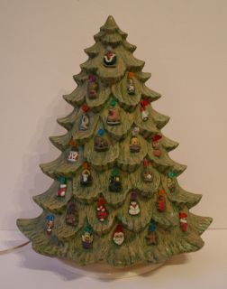 Pop Up Lighted Christmas Tree