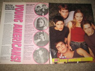 IAN SOMERHALDER KATE BOSWORTH Pinup Clippings