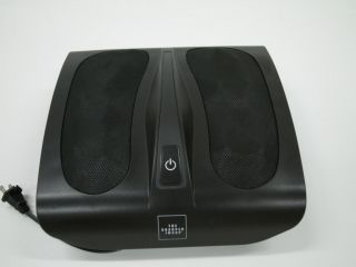 Image MSG F110 Deep Kneading Shiatsu Foot Massager Black