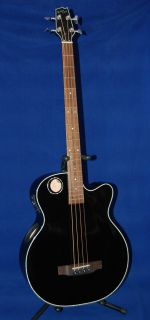 Boulder Creek Acoustic Electric Bass EBR1 B4