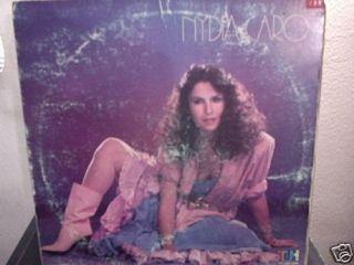 Nydia Caro Canta Las Canciones de Alberto Bourdon LP