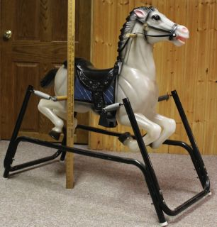 Spring Horse Lots of FUN Great condition Ride on bouncy bouncey safe
