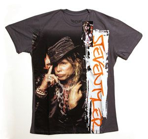 Steven Tyler Limited Edition T Shirt   Andrew Charles Exclusive