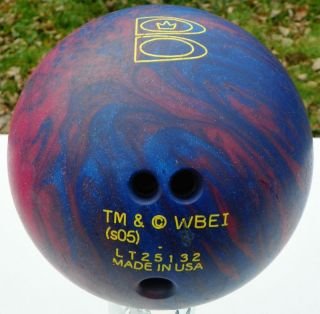 Taz Brunswick Warner Bros. Bowling Ball and Single Ball Bowling Bag
