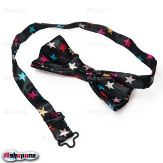 New Novelty Mens Unique Tuxedo Bowtie Bow Tie Necktie