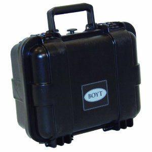 Boyt Harness Travel Single Handgun Ammo Hard Side Case 40134