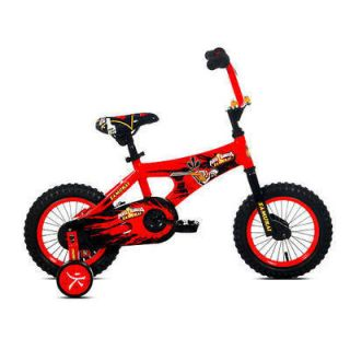 New 12 inch todays coolest style Bike  Boys Red