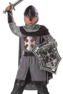 Boys Medieval Knight Dragon Slayer Halloween Costume