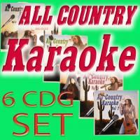 All Country Karaoke Vol 2 to 7 Best CDG Ever Made New