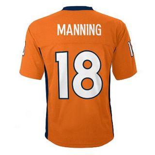 Peyton Manning Denver Broncos Kids Boys NFL Youth Baby Toddler Jersey