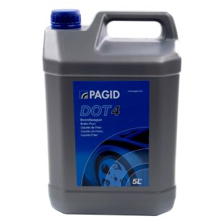 pagid dot4 brake fluid 5 litre price £ 15 99