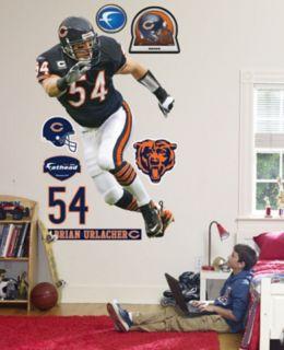 Brian Urlacher Chicago Bears Fathead Fat Head NFL Decal
