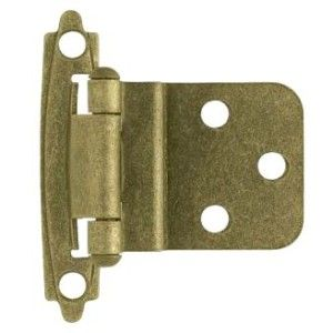 brass cabinet hinges 3 8 inch inset offset by brainerd hardware