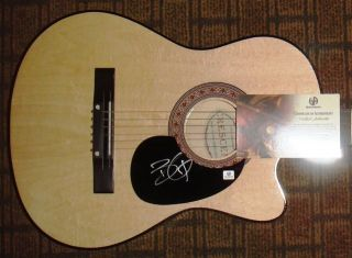Brantley Gilbert Autographed Full Size Guitar Country Music Superstar