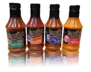 Lizard Lick Towing Barbecue Sauce Eastern Carolina