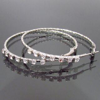 Fashion Designer Big Rings Dangle Style Earrings 691 (36691)