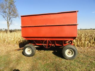 Killbros 400 Center Dump Gravity Wagon