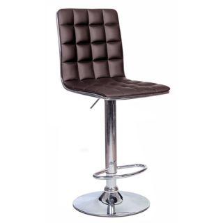 Bar Stool Adjustable Adjusting Height Barstool Chair Bronx