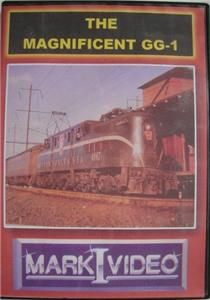 DVD The Pennsylvania Railroads Magnificent GG 1 Mid 1950s to 1983