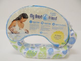 My Brest Friend Pillow Color Leaf Perfect for Feeding your baby