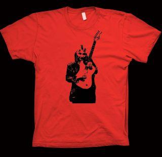 Dave Murray T Shirt Iron Maiden Bruce Dickinson Metallica Saxon Judas