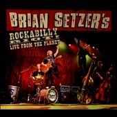 Brian Setzer Rockabilly Riot Live from The Planet CD