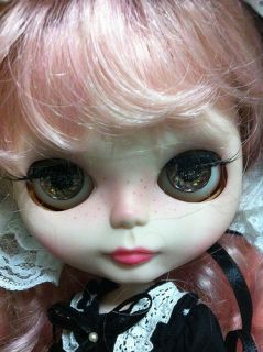 Custom work  She is custom from good conditions Factory Blythe. I