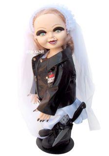 Bride of Chucky 24 Tiffany Doll Horror Movie Figure New