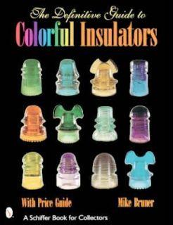 Colorful Insulators Definitive Guide Book