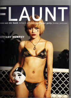 Brittany Murphy Bikini Flaunt Mag 6 00 Famke Janssen