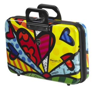Romero Britto Luxury Esleeve A New Day by Heys