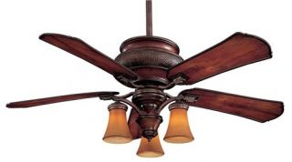 Minka Aire Outdoor Craftsman Ceiling Fan Model F840 CF