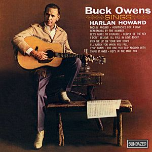 Buck Owens Sings Harlan Howard Bakersfield Twang CD