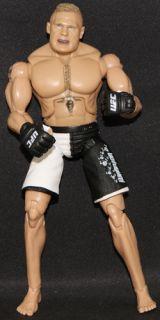 Brock Lesnar UFC Deluxe 0 Jakks Toy MMA UFC Action Figure Loose Figure