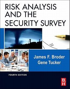 risk analysis and the security survey by james f broder estimated