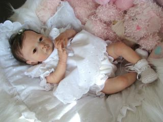 Reborn Doll Pemmie Baby Girl Elly Twin Laura Lee Eagles Liberty