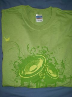 Bud Light Lime mint never worn XL size beer t shirt T SHIRT BLOWOUT