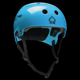Protec Classic Bucky Lasek Blue Skateboard Bike Helmet s M L XL