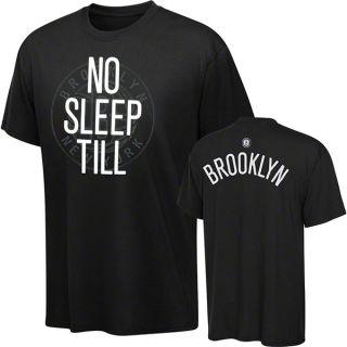 Brooklyn Nets No Sleep Till T Shirt