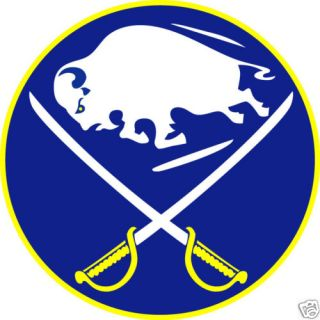 Buffalo Sabres Logo Window Wall Sticker Vinyl Car Decal Any Colors