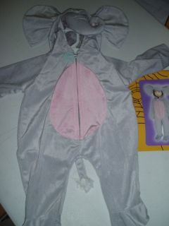 Infant Halloween Costume Pig Hedgehog Poodle Elephant Duck Lady Bug