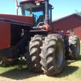 9170 Case Tractor