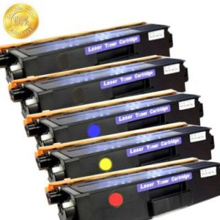 Brother TN315 MFC 9560CDW MFC 9970CDW 5 Color Toner Set   (2) Black (1